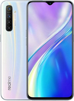 Realme XT - 6.4 inch Display - 4000 mAH - 8GB RAM - 128 GB Storage - Pearl White