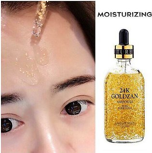 24K Goldzan Ampoule for Face Skin Care