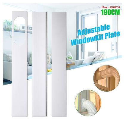 【Clearance Sale】Adjustable Window Kit Plate Accessories For Portable Air Conditioner