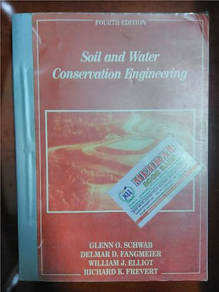 Soil & Water Conservation Engineering-4th edition