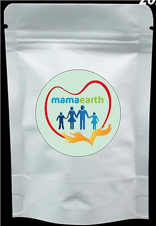 Mama earth Roasted and Salted Flax Seeds, 400g
