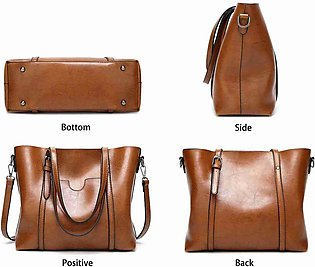 Women Handbags Tote Shoulder Bags for Women Large PU Leather Top Handle Satch...