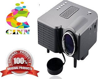 Projector UC28 1080p Portable LED Projector USB HDMI (R K)