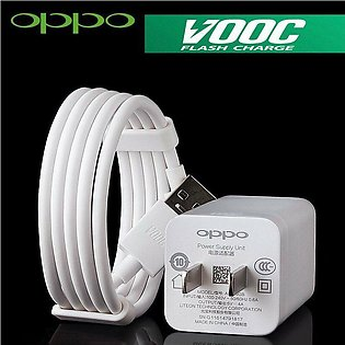 OPPO R11 Charger Flash Charging VOOC Micro USB / Type-C Cable Original 5V 4A ...