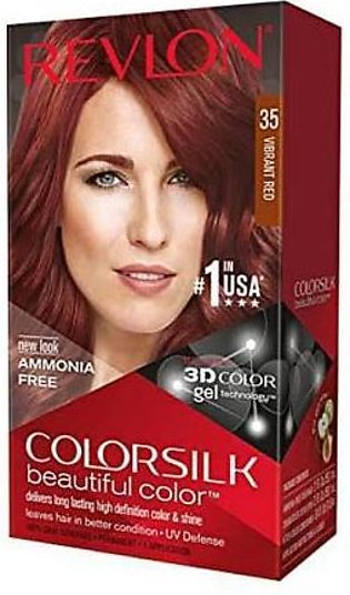 Revlons (Italy) 35 Vibrant Red 3D Hair Color