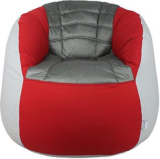 Relaxsit Large Sports Chair Fabric Bean Bag Sofa Bed Room, Living Room, Childre…