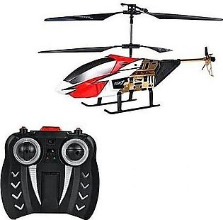 Click Here Remote Control Helicopter - Multicolor