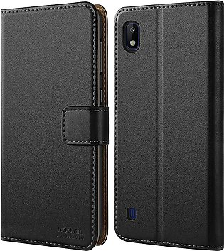 Rich Boss Pure Leather Case For Samsung Galaxy A10