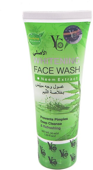 Yc Thailand Neem Face Wash - 50ml