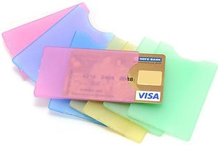 Atm Card Cover (20 Covers)