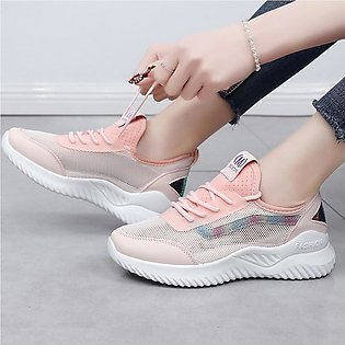 ✫Good Quality✫  Women's Outdoor Walking Shoes Fashion Runing Sneakers Breathabl…