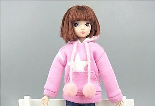Fashion Doll Clothes Sweatshirt Coat For Barbie Doll Clothes For Barbie Doll Ou…