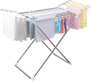 Folding Rust Proof Wet Cloth Dryer Stand