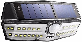 30 LEDs Solar Light Outdoor, Solar Lamp with Motion Detector, Water Proof, Wall…