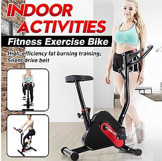 120KG Aerobic Exercise Bike Cycling Indoor Activity Trainer Cardio Fitness Work…