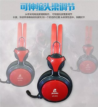 Headphone Stereo Headset with Microphone for PCs And Laptops