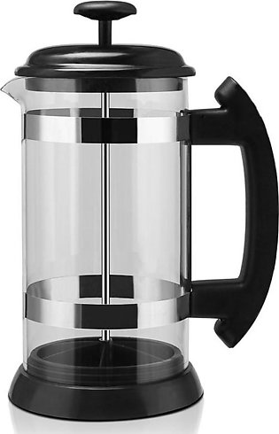 French Press Coffee/Tea Brewer Coffee Pot Coffee Maker Kettle 1000Ml Stainless …