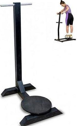 Tummy Twister Stand With Twister Disc - Black