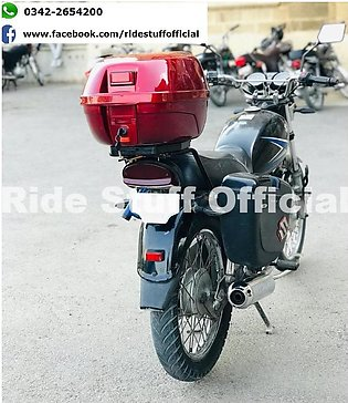 Top Box | Tail Box | Helmet Box for Motorcycles