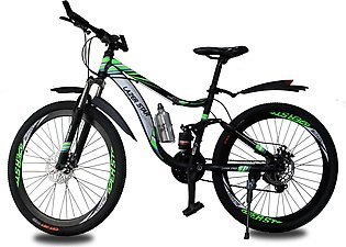 New LazerStar Heavy Duty Hybrid Bike 22 Speed 27 Inches Size Available in Multi…