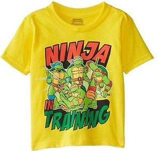 Hot Sale Ninja Turtle Boy Short Sleeve T-Shirt Cartoon Children'S Clothing Baby…