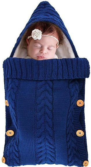 Infant Baby  Swaddle Sleeping Bag Cute  Soft Stroller Wrap