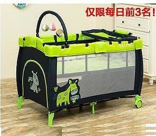 Folding Baby Bed,Baby Bassinet,Baby Crib,Portable Baby Bed & Cot