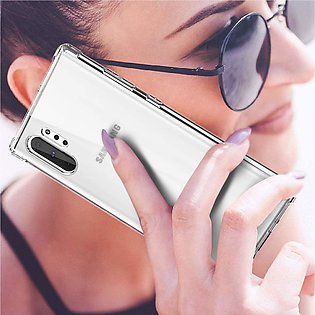 Samsung Galaxy Note 10 Plus Transparent Crystal Clear Case