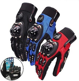 Probiker Motorcycle Riding Gloves Summer/Winter With Mobile Touch Screen Using …