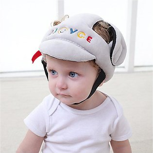 Baby Anti-Fall Head Protection Cap Baby Toddler Anti-Collision Hat Child-Colour…