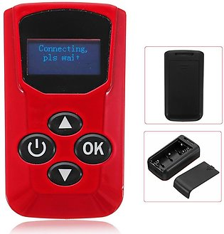 Blue LCD go ld LCD Remote Control For Available Parking Car Heater