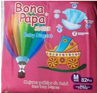 Bona Papa Magic Baby Diapers Available In All Sizes