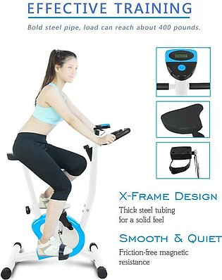 Home Exercise Cycling Bicycle Cardio, Sport Gym Training Fitness