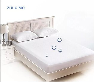 Waterproof Double Bed Mattress Protector/Sheet Size 72 X 78