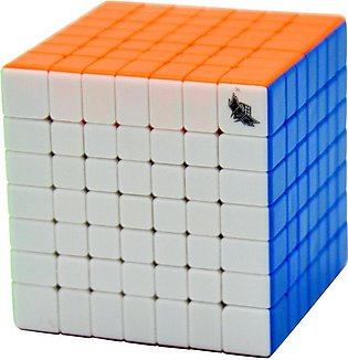 Cube Toy 7x7x7 G7 High Speed Cube Puzzle 7-Layers Magic Professional Learning&E…