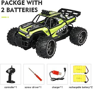 Remote Control Car High Speed Racing Car Electronic Hobby Car Vehicle 2.4 GHZ 1…