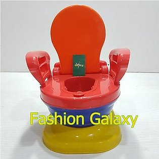 Baby Toilet Potty Seat In Multi Color By Fashion Galaxy