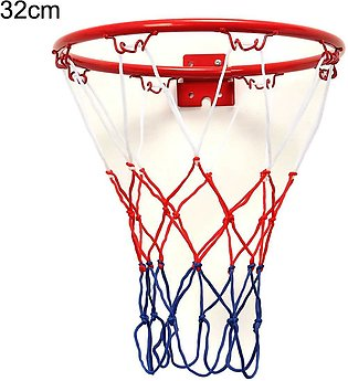 The old tree  32cm/45cm Basketball Hoop Net Ring Wall Mounted Outdoor&Indoor Ha…