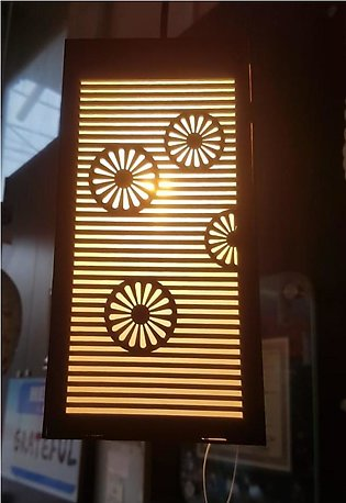 Roof Hanging Lamp - Roof Wooden Light (A-01)