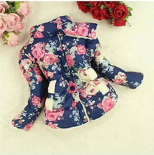 Winter Style Cotton-padded Clothes Wholesale Korean-style Girls' Cotton-coat Sm…