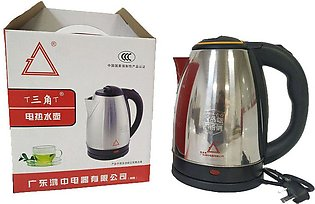 2L 1500W Stainless Steel Anti-dry Protection Electric Auto Cut Off Jug Kettle 2…