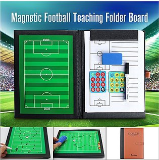 New A4 Precision Magnetic Football Coaches Tactic Folder Professional Teaching …