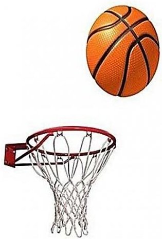 pack of 2 Basket Ball and Net