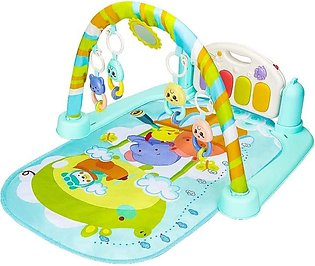 Baby Play Music Mat Carpet Toys Kid Crawling Play mat Game Develop Mat with Pia…