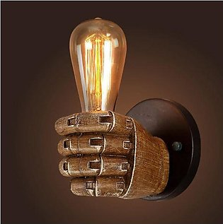 Vintage Wall Lamp Sconce with FREE Filament Bulb  Home decor Restaurant Office …