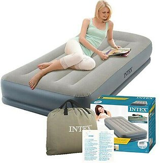 Intex Unisex's Twin Pillow Rest Mid 64116BS