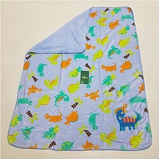 Exclusive Cartoon Printed Baby Blanket/Wrapping Shawl/Swaddle For Babies In Spe…
