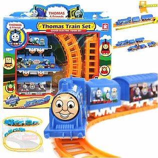 Train Set in Different Characters for Kids