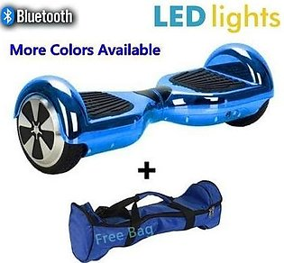 2 Wheel Self Smart Balance Unicycle Electric Standing Scooter Hoverboard Motori…
