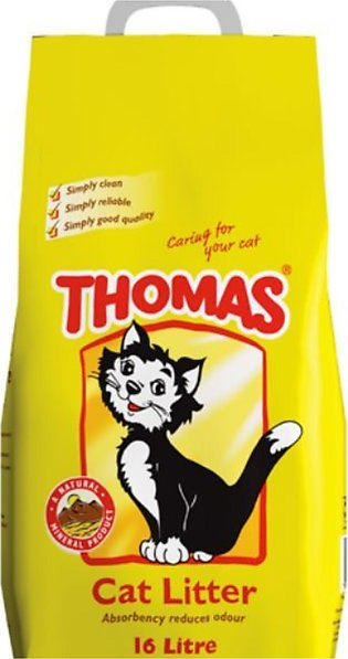 Thomas Cat Litter 16 Liter